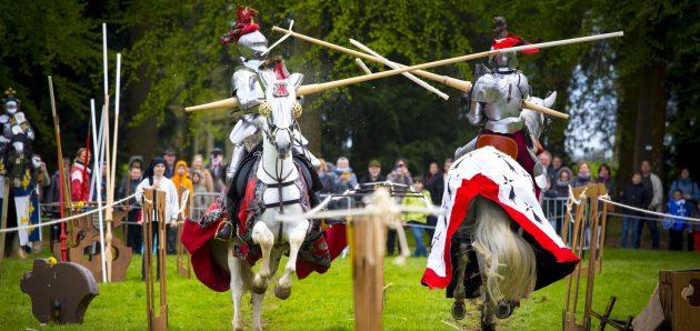 Les Médiévales d'Harcourt : dimanche 30 avril et lundi 1er mai