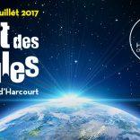 Nuit des étoiles : samedi 29 juillet