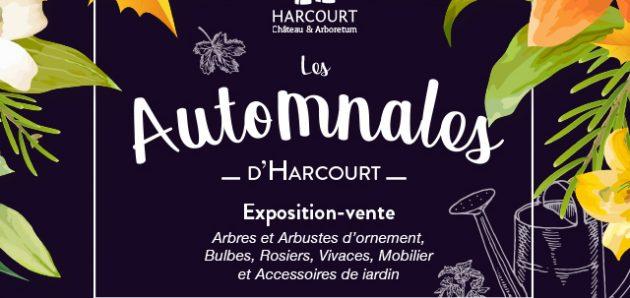 Les Automnales d'Harcourt : 21 et 22 octobre