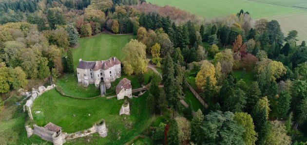 Visitez le domaine d'Harcourt, château et arboretum