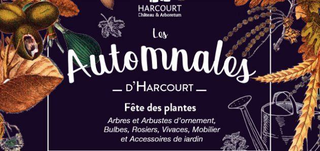Les Automnales d'Harcourt : 20 et 21 octobre 2018
