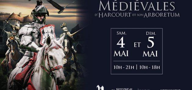 Les Médiévales d'Harcourt : 4 et 5 mai 2019