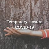 Temporary closure COVID-19