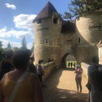 Visite guidée au château d'Harcourt