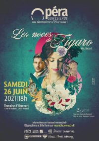 Les Noces de Figaro - Samedi 26 juin 2021